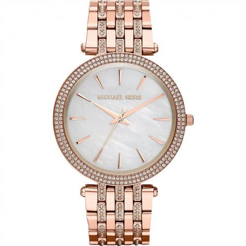 MICHAEL KORS women's watch Darci MK3220 Collection Pink gold
