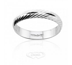 Diana ring in 18 kt white gold FD10L3 OB