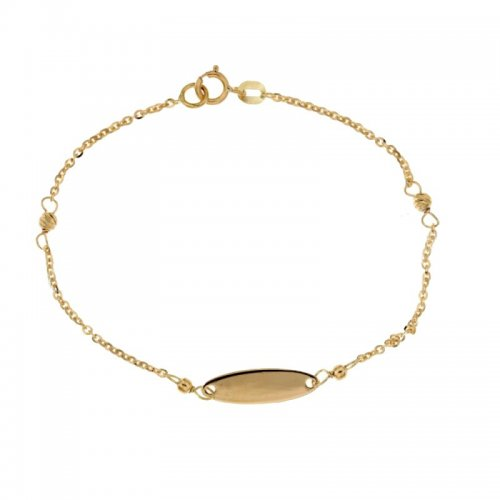 Children's bracelet in yellow gold 803321730051