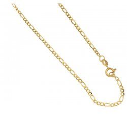 Yellow Gold Men's Necklace 803321700264