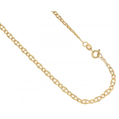 Yellow Gold Men's Necklace 803321707779