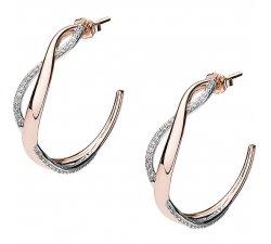 Orecchini Donna Brosway collezione Mini Ribbon BBN24