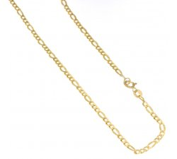 Yellow Gold Men's Necklace 803321709547