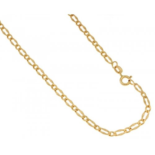 Yellow Gold Men's Necklace 803321709548