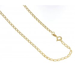 Yellow Gold Men's Necklace 803321720786