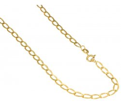 Yellow Gold Men's Necklace 803321720789