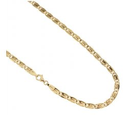 Yellow Gold Men's Necklace 803321725927