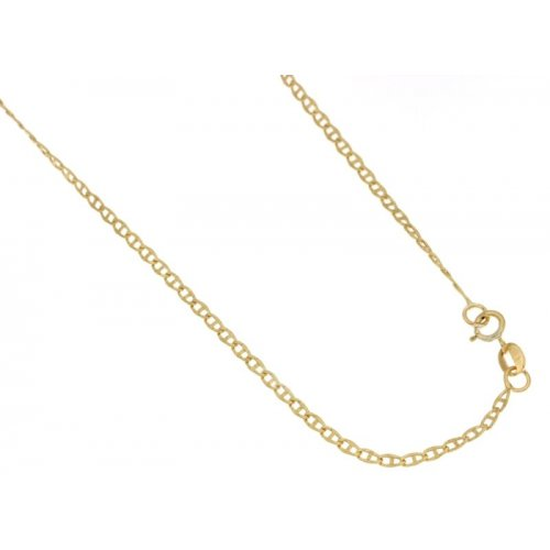 Yellow Gold Men's Necklace 803321720894