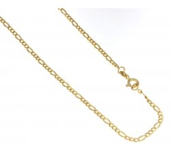 Yellow Gold Men's Necklace 803321720748