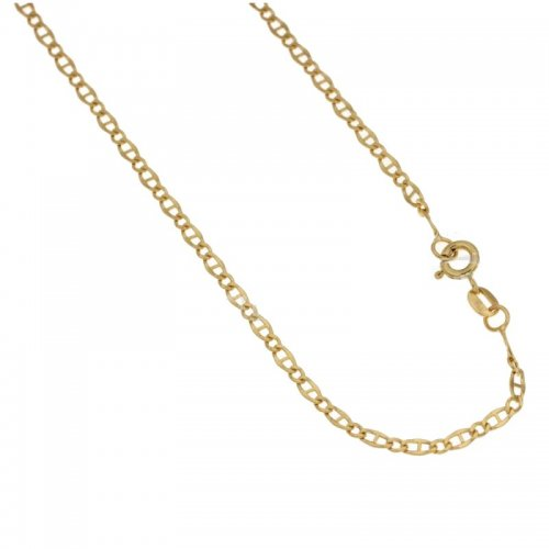 Yellow Gold Men's Necklace 803321720795