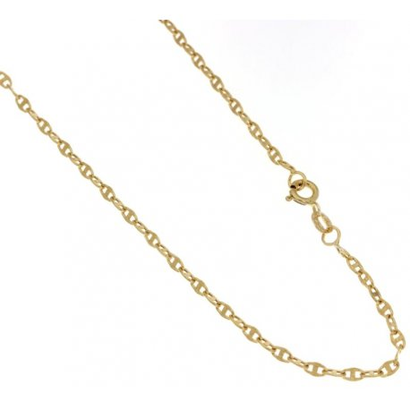 Yellow Gold Men's Necklace 803321720921