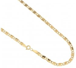 Yellow Gold Men's Necklace 803321725925
