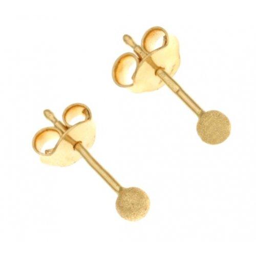 Sphere Woman Earrings in Yellow Gold 803321715580