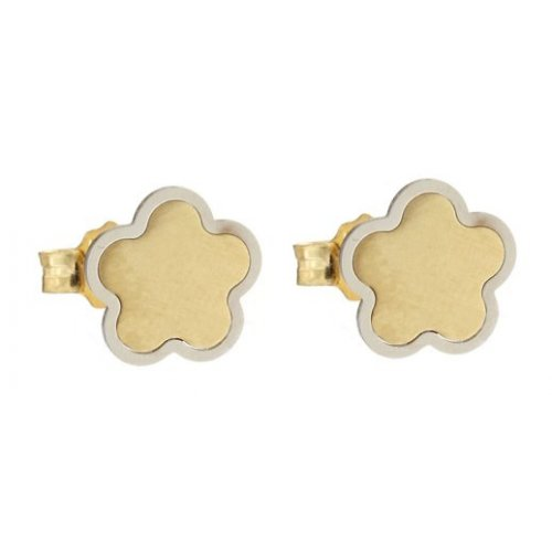 Fiore Donna Earrings in Gold 803321733444