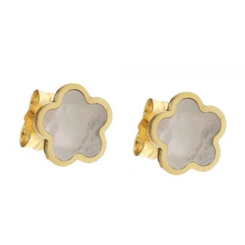 Fiore Donna Earrings in Yellow Gold 803321733453