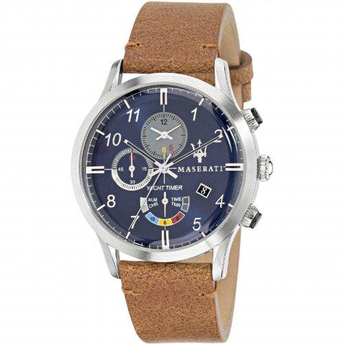 Maserati Men's Watch Ricordo Yacht Timer Collection R8871625005