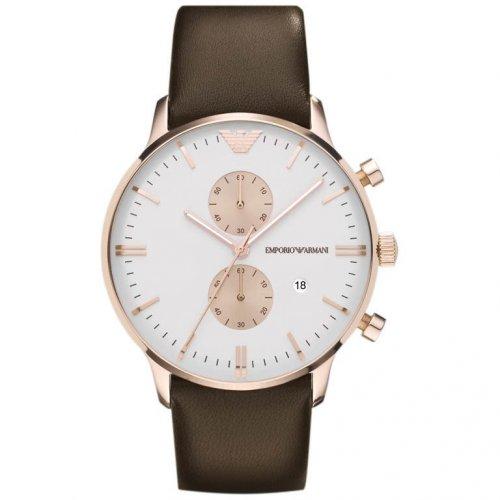 Orologio Emporio Armani da uomo AR0398 Cronografo