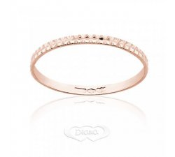 Diana ring in 18 kt rose gold FD100OR