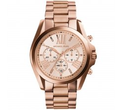 Orologio da donna MICHAEL KORS MK5503 Bradshaw Oro rosa