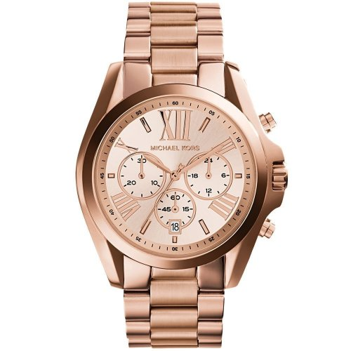 MICHAEL KORS MK5503 Bradshaw Rose Gold women's watch