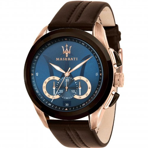 Orologio Maserati da uomo Collezione Traguardo R8871612024