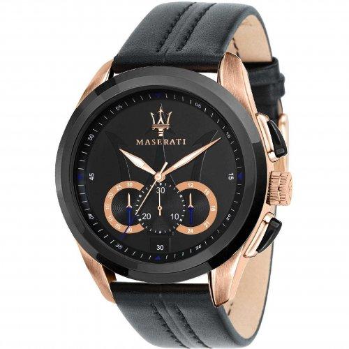 Orologio Maserati da uomo Collezione Traguardo R8871612025