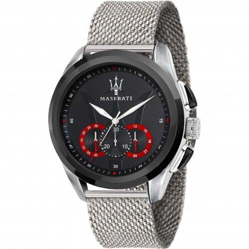 Orologio Maserati da uomo Collezione Traguardo R8873612005