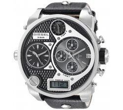 Orologio da uomo DIESEL Mr Daddy DZ7125 Nero Cronografo