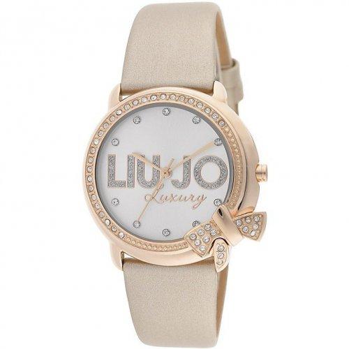 Orologio da donna LIU JO Luxury TLJ820 Collezione Sophie Gold Rose Beige