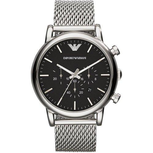 Emporio Armani men's watch AR1808 Chronograph