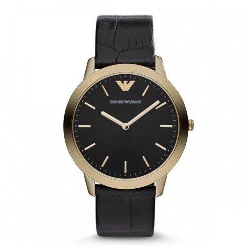 EMPORIO ARMANI Men's Watch AR1742 Retro Golden steel