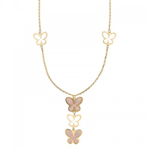 Woman Necklace in Yellow Gold 803321735287