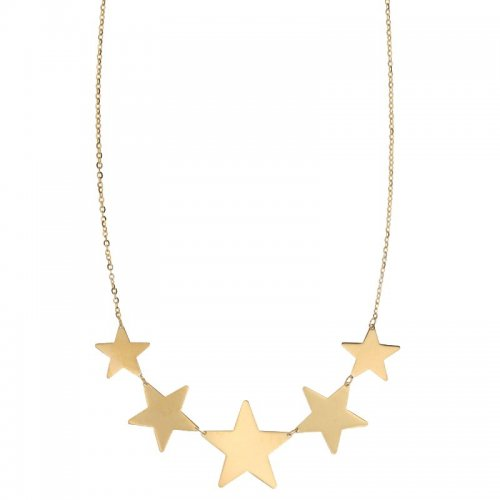 Woman Necklace in Yellow Gold 803321704248