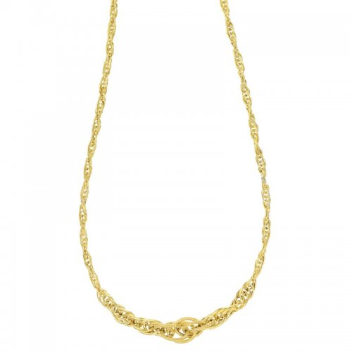 Woman Necklace in Yellow Gold 803321729079