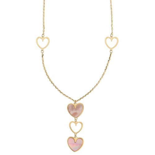 Woman Necklace in Yellow Gold 803321735285