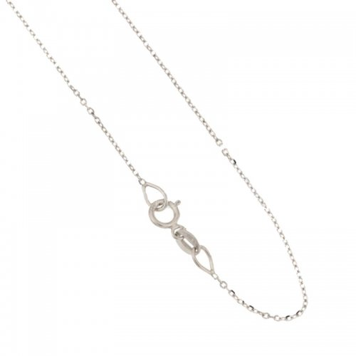 Woman Necklace in White Gold 803321730212