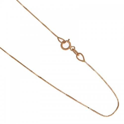 Woman Necklace in Rose Gold 803321705219