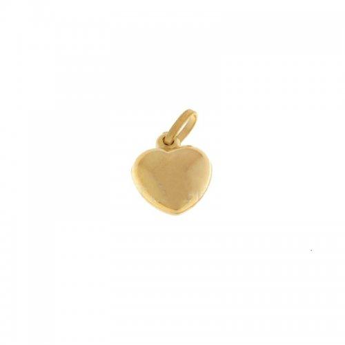 Ciondolo cuore oro giallo 803321700398