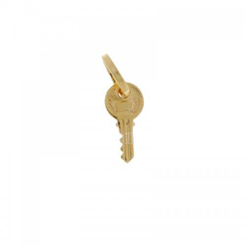 Ciondolo chiave oro giallo 803321705416