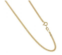 Yellow Gold Men's Necklace 803321705975