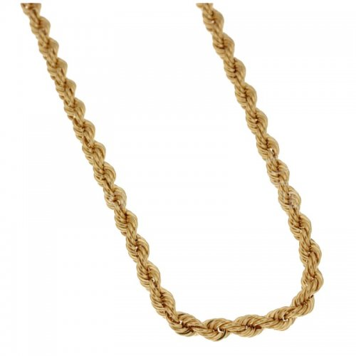Woman Necklace in Yellow Gold 803321718724