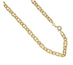 Yellow Gold Men's Necklace 803321720816