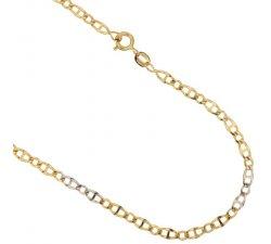 Collana Uomo in Oro Giallo e Bianco 803321700306