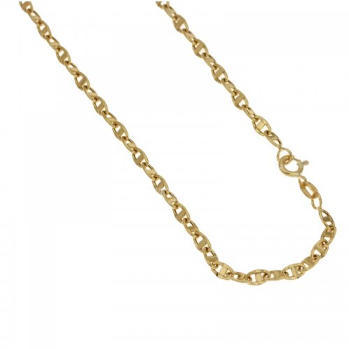 Yellow Gold Men's Necklace 803321703884