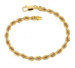 Two-tone gold women's bracelet 803321718569