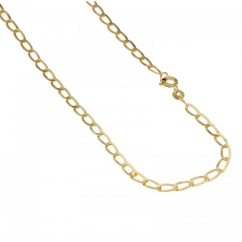 Yellow Gold Men's Necklace 803321720781