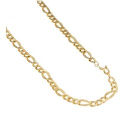 Yellow Gold Men's Necklace 803321720767