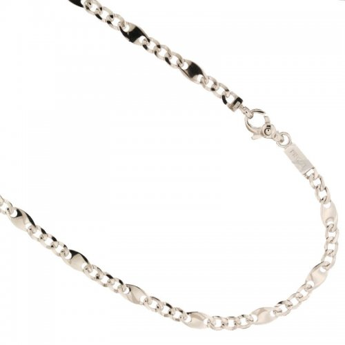 Men's Necklace in White Gold 803321735540