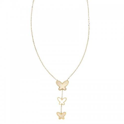 Collana Donna in Oro Giallo 803321733412