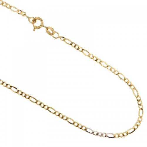 Collana Uomo in Oro Giallo e Bianco 803321700236